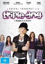Triple Dog - Brittany Robertson DVD R4