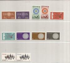 IRELAND- 5 'better' Europa sets, low price