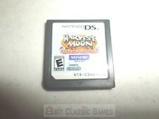 Harvest Moon Frantic Farming   CART ONLY  - NINTENDO DS - FAST SHIPPING 615a