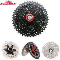 SunRace 8 9 10 11 Speed MTB Road Bike Cassette Shimano SRAM Bicycle Flywheel
