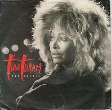 TINA TURNER Two People / Havin' A Party 45