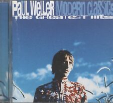 Paul Weller - Modern Classics: The Greatest Hits CD (our ref A42)