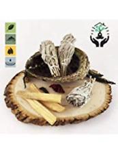 Smudging Kit Sticks - Sage Incense Sticks for Spiritual Chakra Cleansing, White
