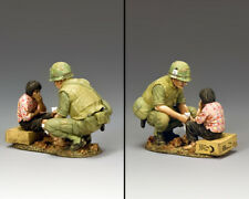 KING & COUNTRY VIETNAM WAR VN055 HEARTS & MINDS MIB