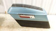 07 Harley FLHTCUI Electra Glide Ultra Classic left side saddle bag saddlebag box