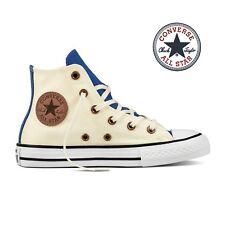 Converse Chuck Taylor Hi Scarpe Sneaker Bambini Ragazzi panna 659964c-panna 38.5