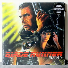 'BLADE RUNNER' Soundtrack by Vangelis Gatefold 180g Vinyl LP NEW/SEALED
