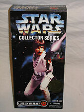 "STAR WARS - 12"" Collector Series LUKE SKYWALKER - MISB"