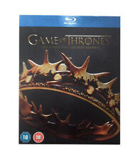 Game Of Thrones - Series 2 - Complete (Blu-ray, 2013, 5-Disc Set, Box Set)