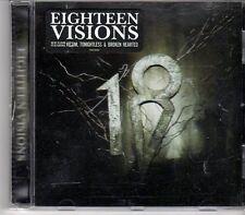 (DV759) Eighteen Visions, Eighteen Visions - 2006 CD