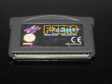 F-ZERO MAXIMUM VELOCITY GAME USED GAMEBOY ADVANCE SP ED EUR SOLO CARTUCCIA 29433