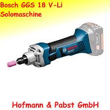 Bosch GGS 18 V-Li Akku-Geradschleifer Sologerät