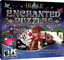 Hoyle Enchanted Puzzles PC Games Windows 10 8 7 XP Computer match three puzzle