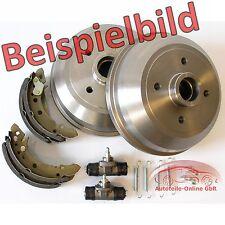 VW Polo 6N 6 N Bremsen Bremstrommel Bremsbacken Zubehör Radzylinder**