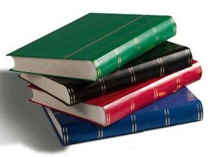 4 Clasificador sellos 60 páginas, hojas blancas *LuzDeFaro