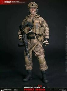 1/6 Operation Red Sea PLA Navy Marine Corps Figure FROM DAM TOYS. MIB