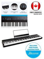 Alesis Recital | 88-Key Beginner Digital Piano / Keyboard with Full-Size New