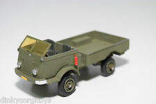 SOLIDO RENAULT 4X4 TOUS TERRAINS ARMY GREEN EXCELLENT CONDITION REPAINT