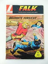 1x Comic - Falk - Belohnte vorscicht. - Nr 50)