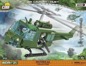 COBI Air Cavalry  Huey  ( 2232 ) 405 blocks  Vietnam War  US Army  plane