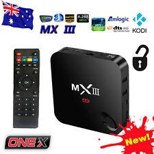 M3Box Quad Core A9 Android 4.4 TV Box 2GB RAM 8G HD Media Player HDMI WIFI