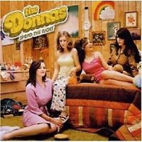 "THE DONNAS ""SPEND THE NIGHT"" CD ROCK NEU"