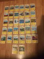 Top Trumps Fighters + Bombers - Single Cards to Purchase - Series 3 - Good Cond