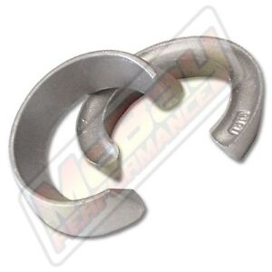 """Front 3"""" Coil Spacer Lift Kit 1965-1970 Chevy Bel Air Biscayne Caprice Impala"""