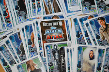 Topps 2012 Doctor Who ALIEN ATTAX 50th Anniversary Edition TCG - Base cards