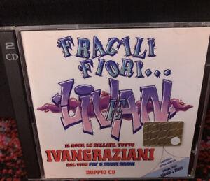 Ivan Graziani - Fragili Fiori 2CD Live Guest Renato Zero