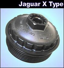 New  Oil Filter Bowl for Jaguar X Type Diesel > 2.0D or 2.2D Year  2000 on