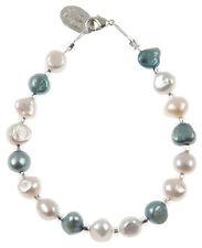Carrie Elspeth b1164 Pearl Medley Bracciale-Marine-Nuovo con Etichetta
