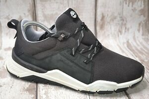 Timberland Mens Trainers Size UK 8 Concrete Trail Grey