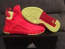 Adidas N3XT L3V3L SHOES Next Level Laceless G27761 Shock Red Shoes A1 Men's 12