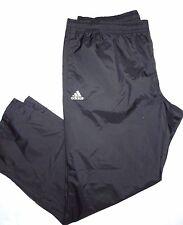 ADIDAS womens packable Black wet weather Golf Pants sz XL retail $70