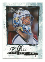 1998-99 Upper Deck Profiles #P24 Patrick Roy Colorado Avalanche