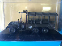 "DIE CAST ""DODGE WC63 ARRACOURT (FRANCE) - 1944"" MEZZI MILITARI SCALA 1/43"