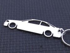 BMW E46 Porte-clés M3 330 328 325 ALPINA LED SPOILER COUPE  Emblème Portachiavi