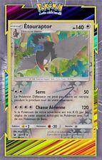 Etouraptor Reverse- SL4:Invasion Carmin - 83/111 - Carte Pokemon Neuve Française