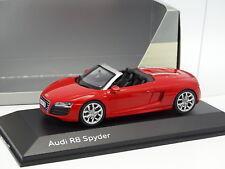 Schuco 1/43 - Audi R8 Spyder Red