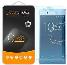 2X Supershieldz Sony Xperia XZ1 Compact Tempered Glass Screen Protector Saver