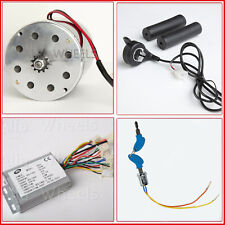 500W 24V electric 1020 motor kit Reverse Control+Thumb Throttle+Key switch MX
