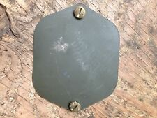 Dodge M37 Master Cylinder Floor Access Cover, G-741