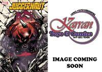 Marvel Comics 2020 Juggernaut #1 Shaw Main + Garney Var NM 5-6