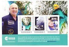 Nederland 2751-D-27 Postset André Kuipers ESA vel en kaarten