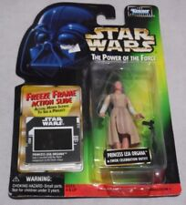 Star wars The power of the Force Princess  Leia  Organa  New in Package