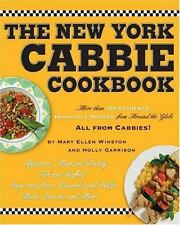 The New York Cabbie Cookbook by Holly Garrison and Mary Ellen Winston (2003,...