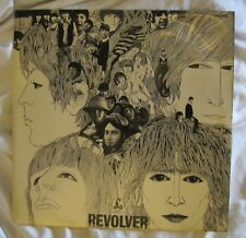 THE BEATLES - REVOLVER PMC7009 Dr. ROBERT ON LABEL & SLEEVE 1ST PRESS UK