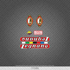 01199 Legnano Bicycle Stickers - Decals - Transfers