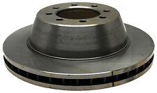 Disc Brake Rotor-Non-Coated Front ACDelco Advantage 18A46A